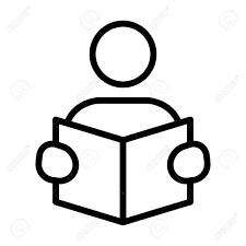 Lire Ou Apprendre Avec L'icône D'art En Ligne Pour Les ...